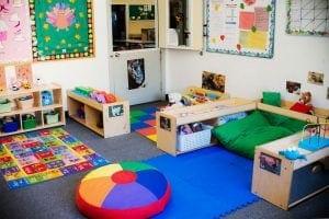 lit'l scholars preschool classroom