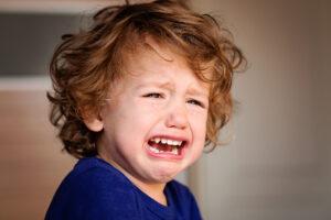 toddler temper tantrums reasoning